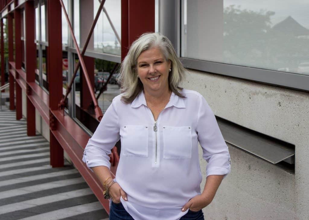 Organizational expert Amy Tokos