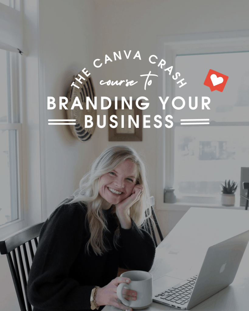 Emily Connors and The Creative Bodega's 'The Canva Crash Course to Branding Your Business'